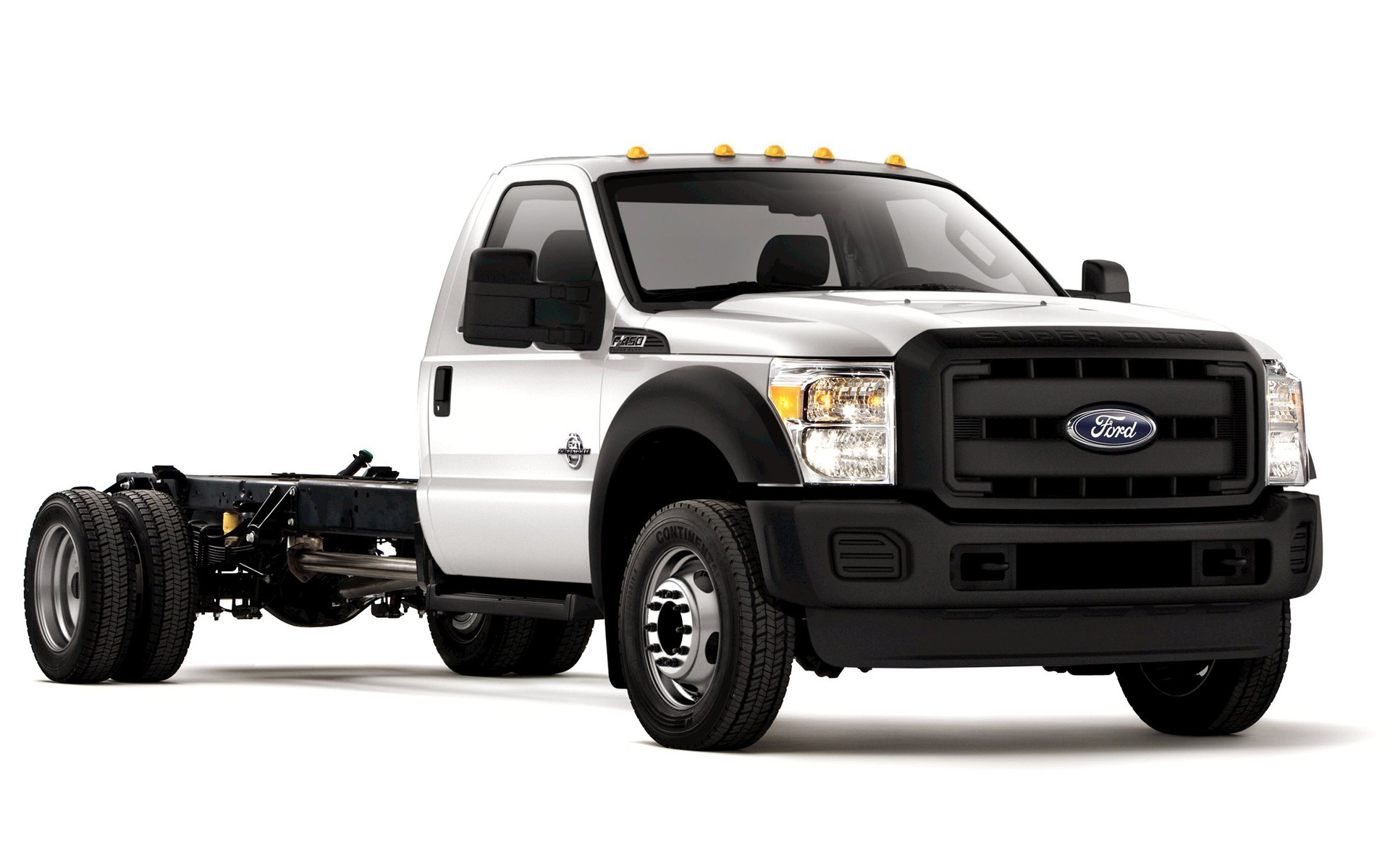 2011 Ford F-450 Super Duty #3