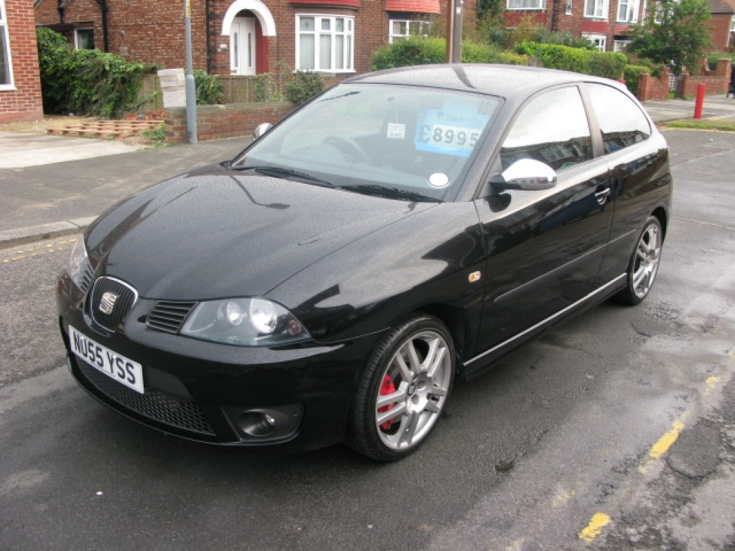2005 seat ibiza photos informations articles. Black Bedroom Furniture Sets. Home Design Ideas