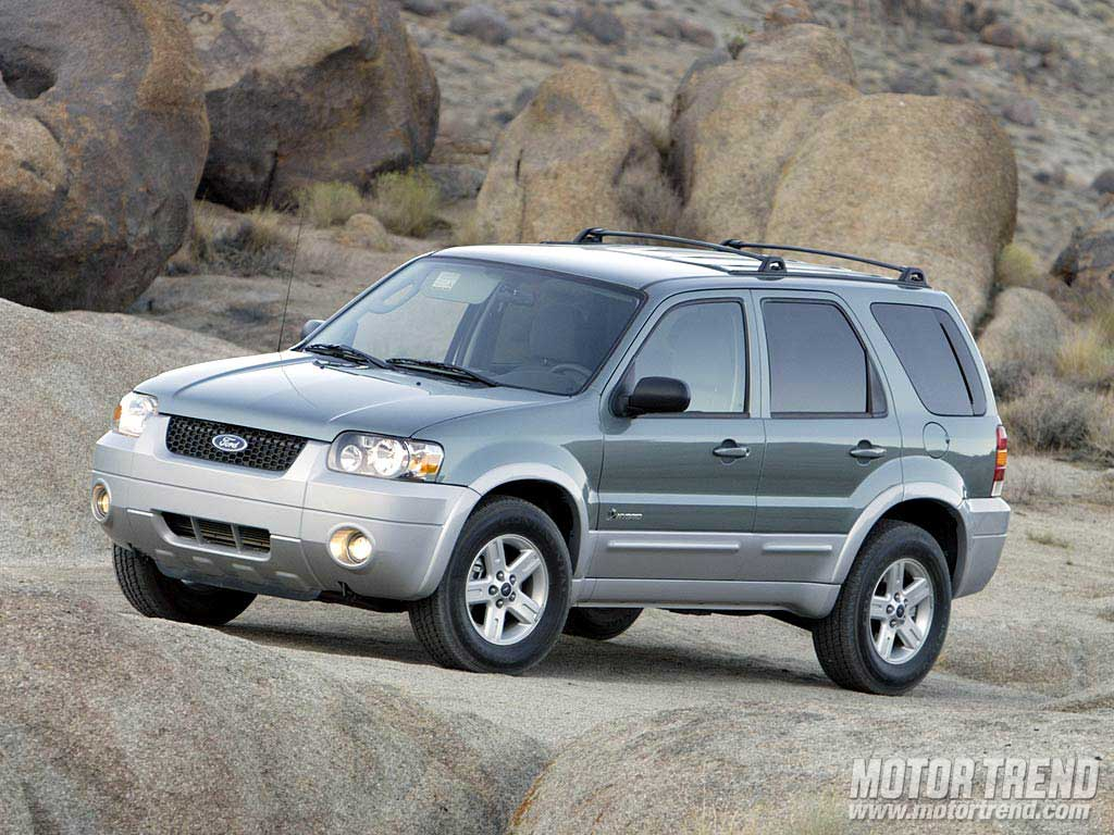 2005 Ford Escape #3