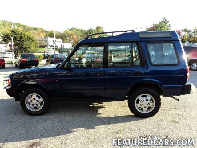 1995 Land Rover Discovery #14
