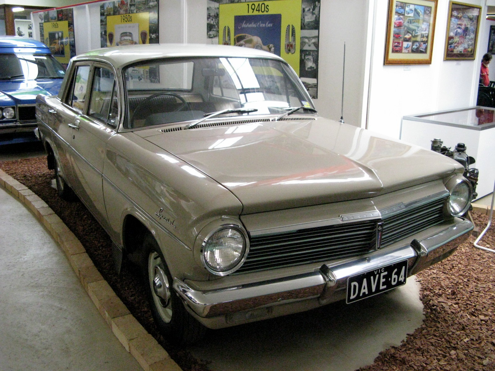 1964 Holden EH #4