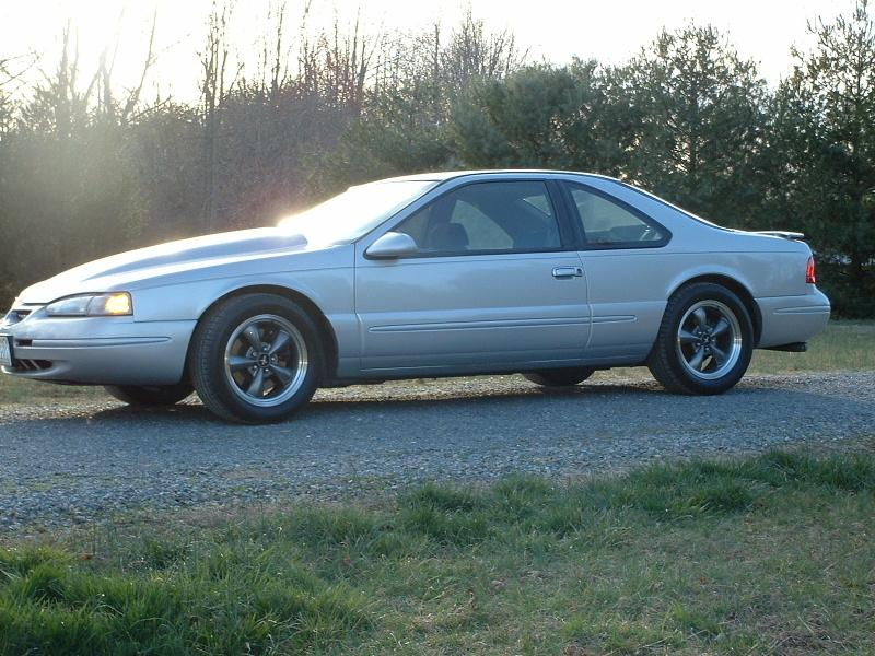 1996 Ford Thunderbird #3