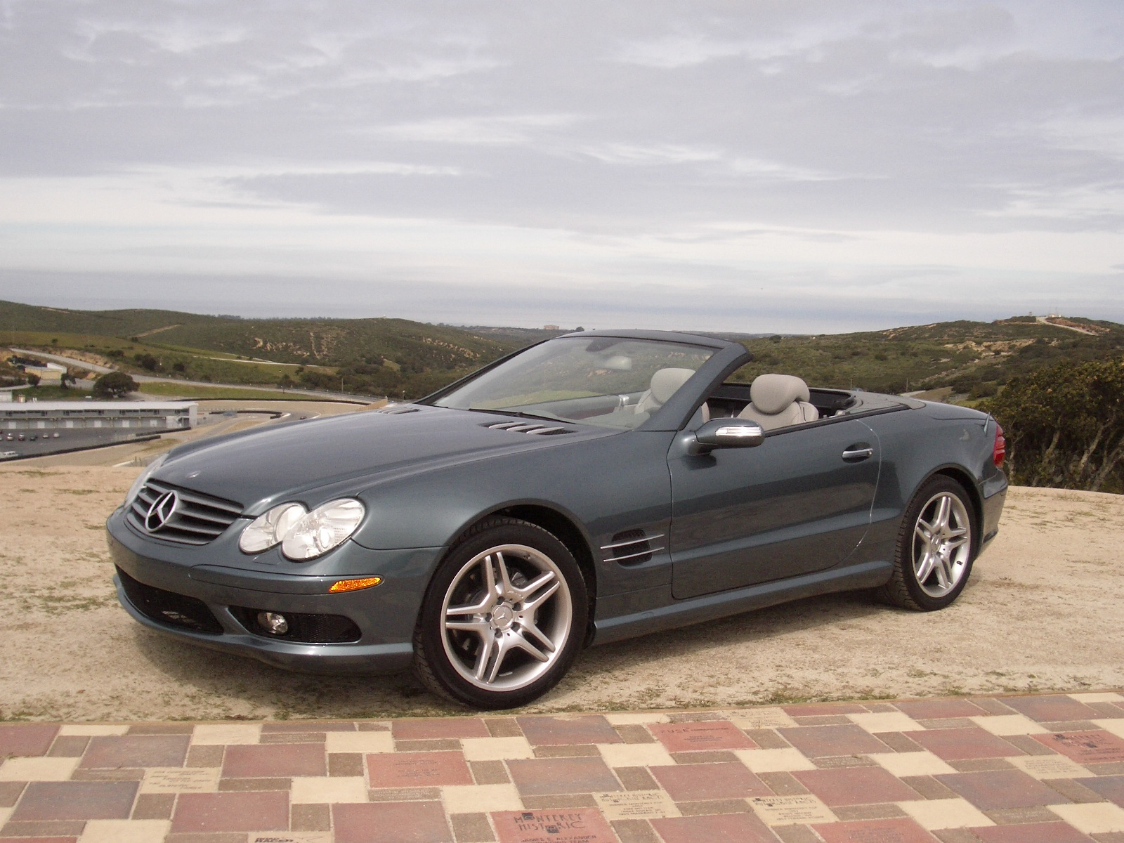 2006 Mercedes-Benz SL #10