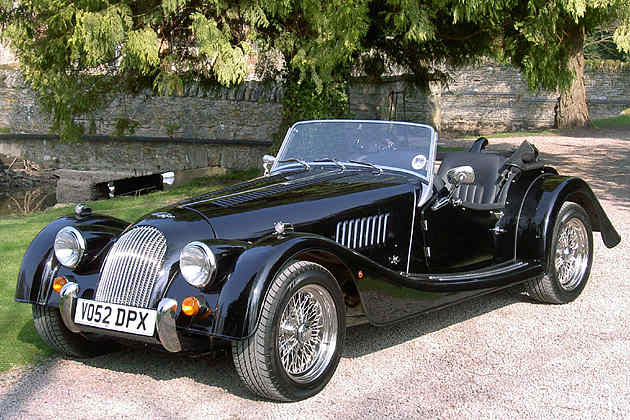 Morgan Plus 4 #8