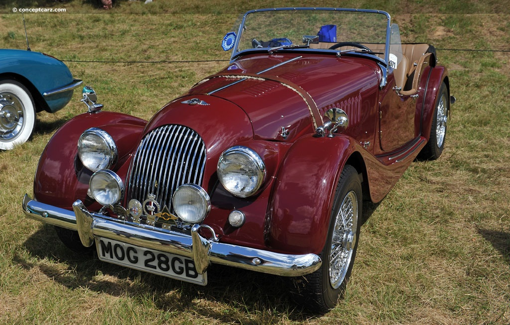1956 Morgan Plus 4 #9