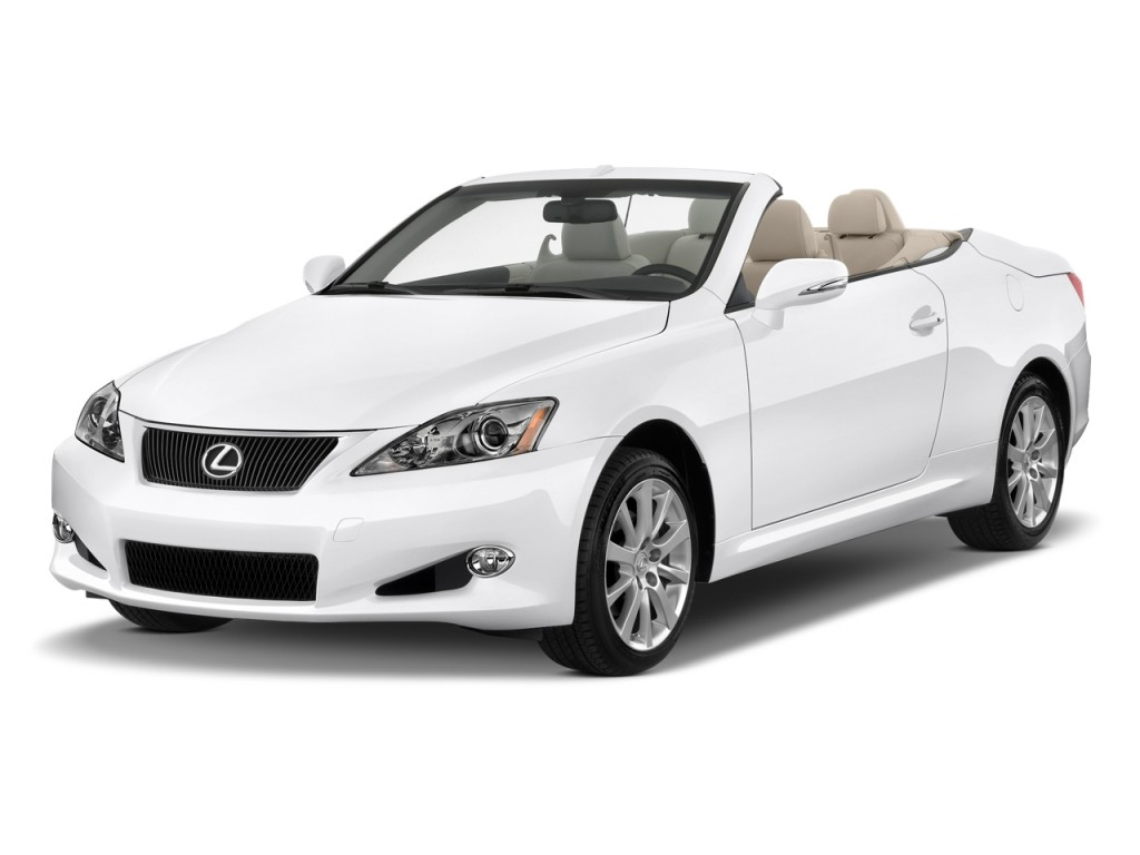 2010 Lexus Is 250 C #13