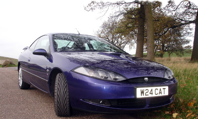 1998 Ford Cougar #17