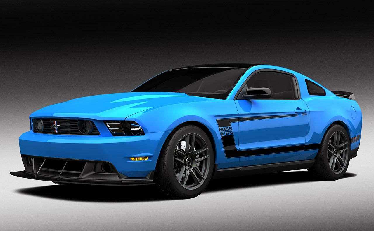 2012 Ford Mustang #12