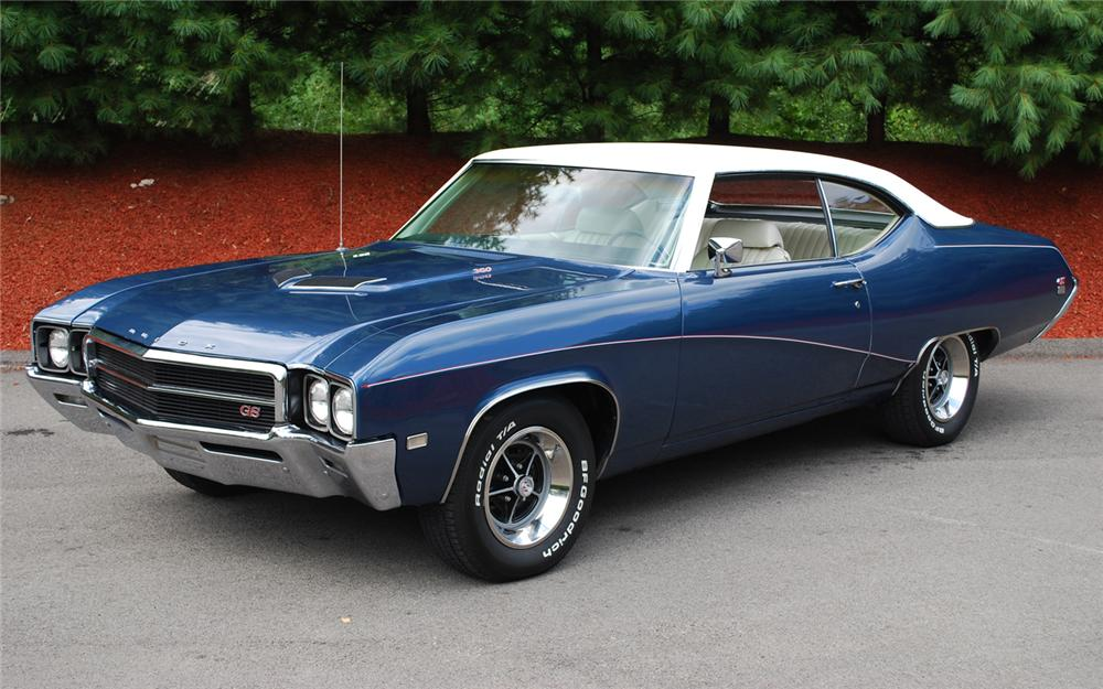 1969 Buick GS #10