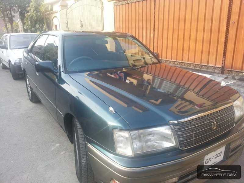1997 Toyota Crown #11