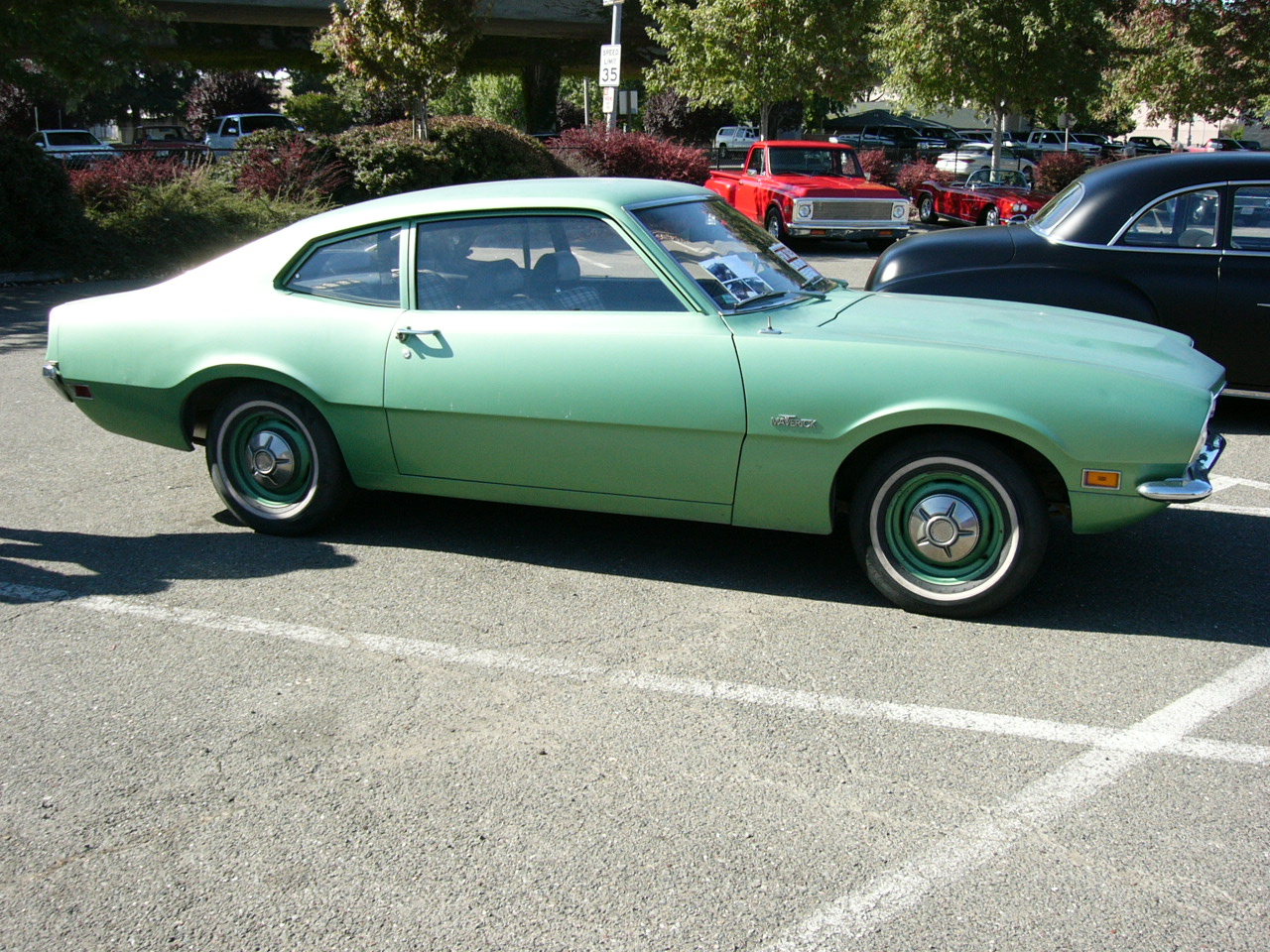 1970 Ford Maverick #4
