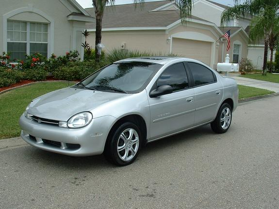 2000 Dodge Neon Photos Informations Articles