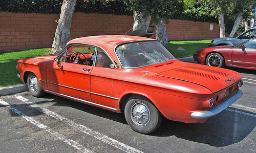 1961 Chevrolet Corvair #14