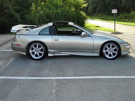 1995 Nissan 300zx Photos Informations Articles
