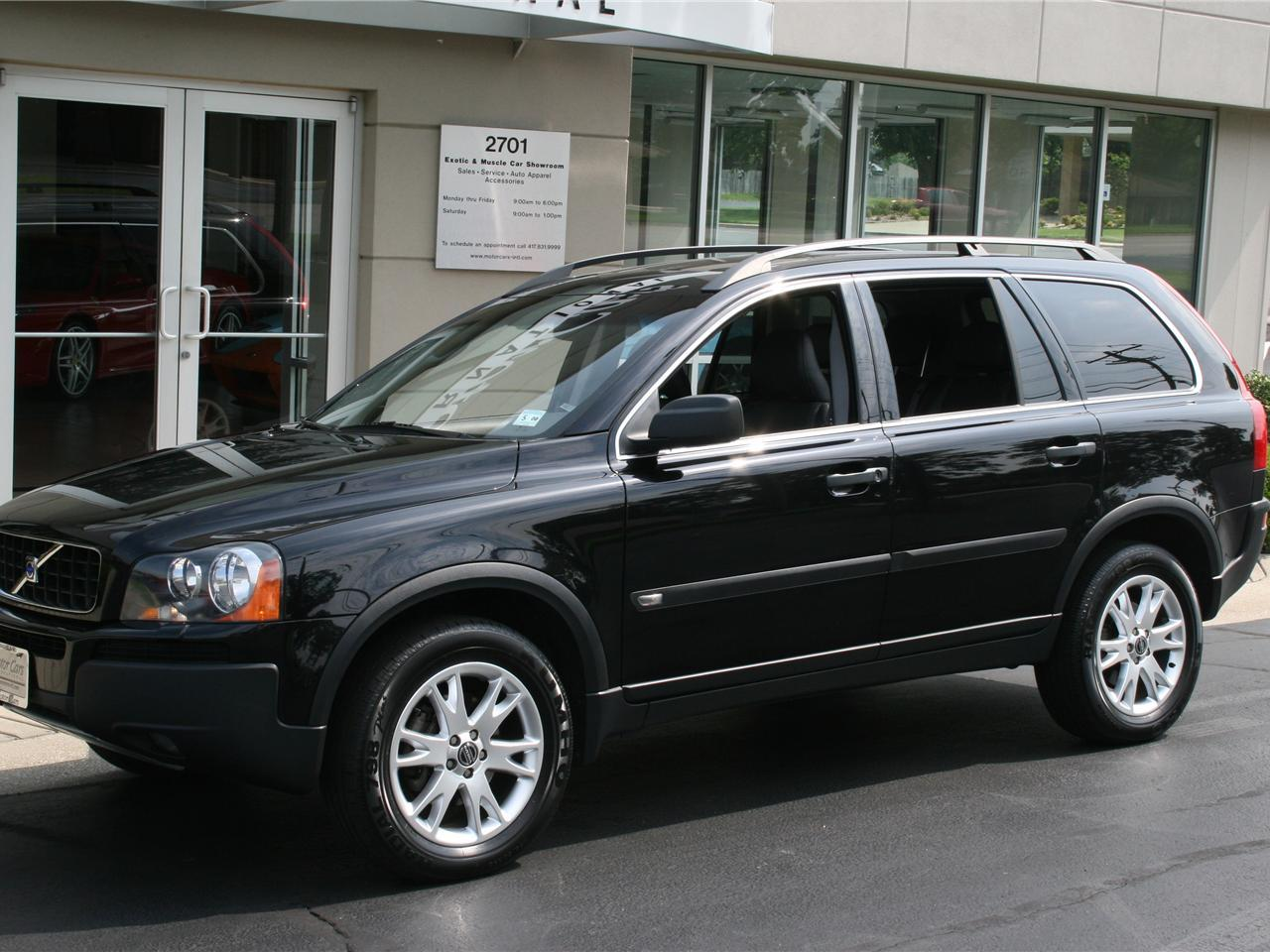 2004 Volvo Xc90 Photos, Informations, Articles - BestCarMag.com