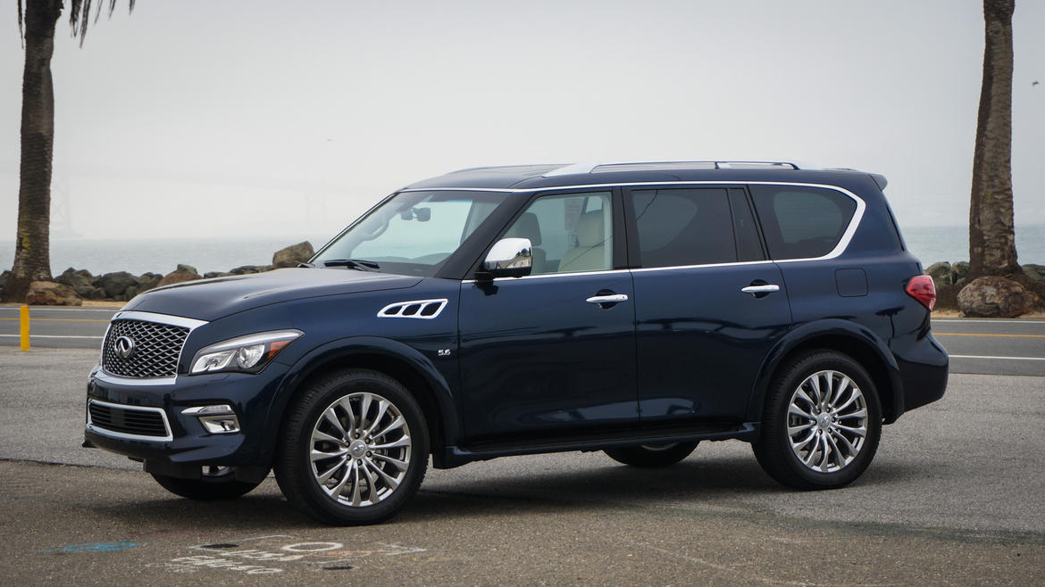 2015 infiniti qx80 photos informations articles. Black Bedroom Furniture Sets. Home Design Ideas