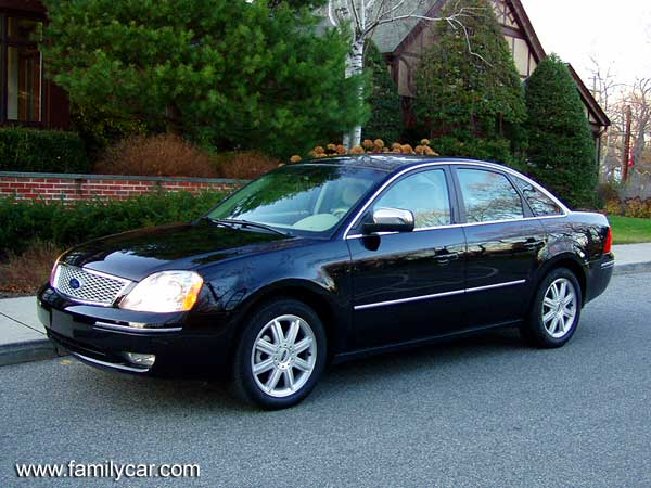 2005 Ford Five Hundred #8