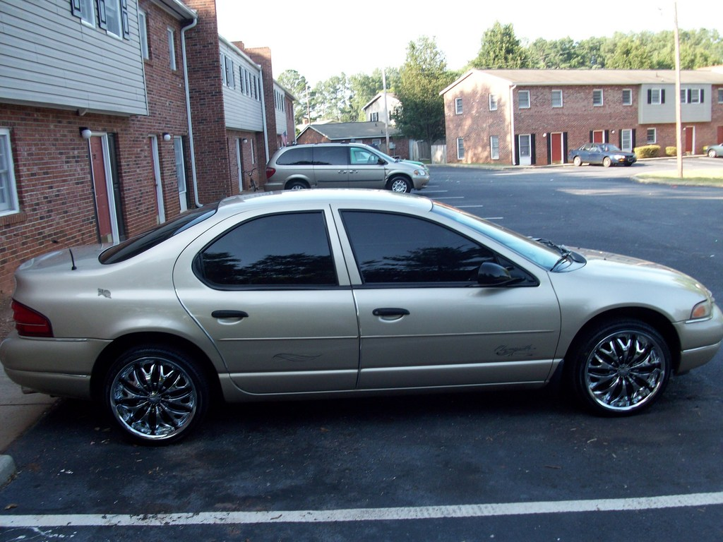 1998 Plymouth Breeze #8