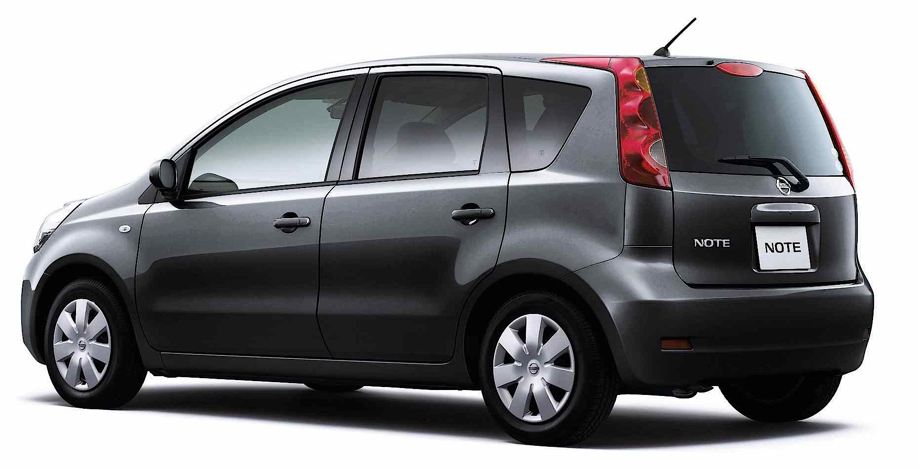 2008 Nissan Note #2