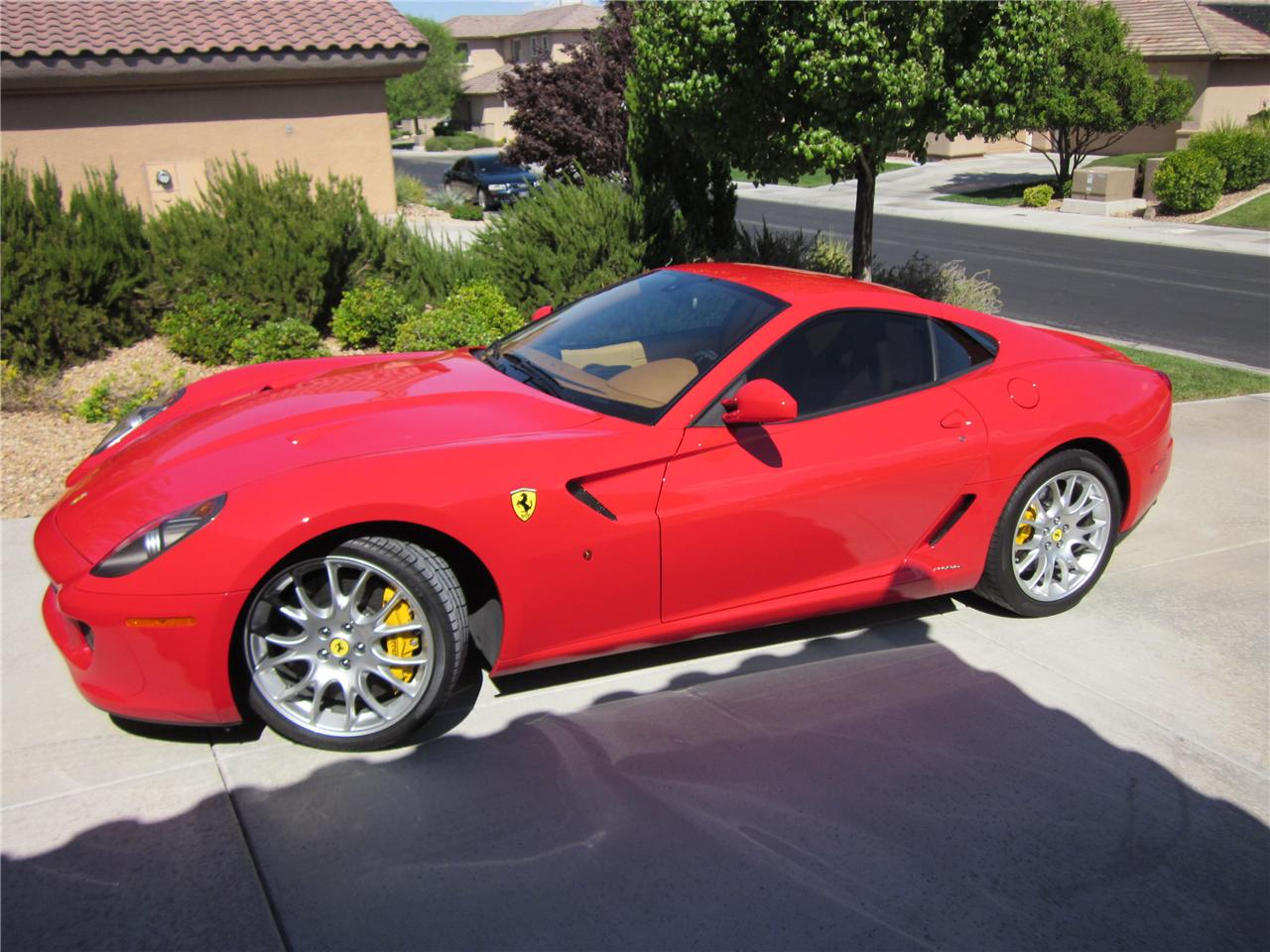 2007 ferrari 599 gtb fiorano photos informations. Black Bedroom Furniture Sets. Home Design Ideas