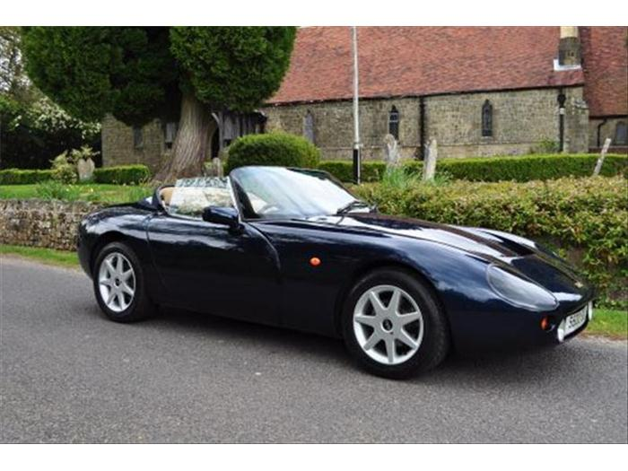 1998 TVR Griffith #15