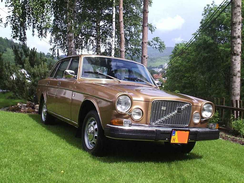 Lexus Rcf For Sale >> 1974 Volvo 164 Photos, Informations, Articles - BestCarMag.com