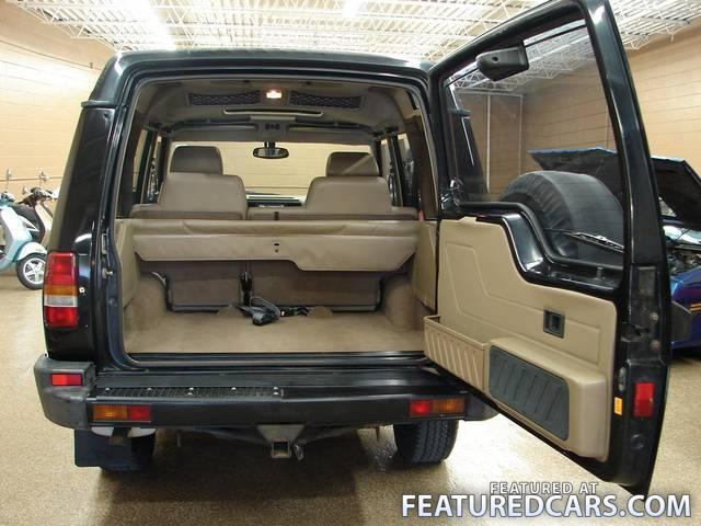 1996 Land Rover Discovery #14