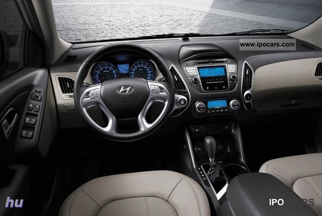 2011 Hyundai Ix35 Photos Informations Articles