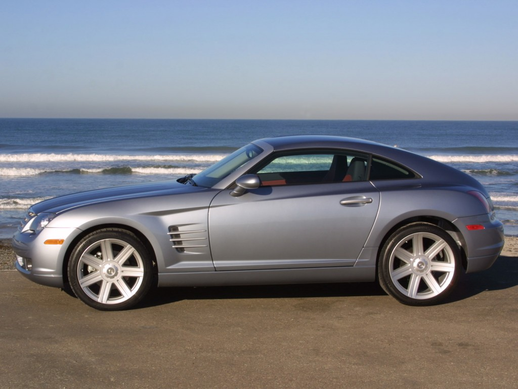 Chrysler Crossfire #13