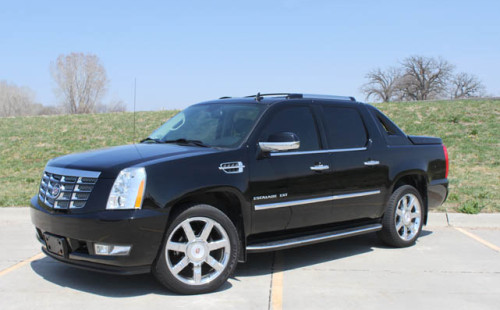 2009 cadillac escalade ext photos informations articles. Cars Review. Best American Auto & Cars Review