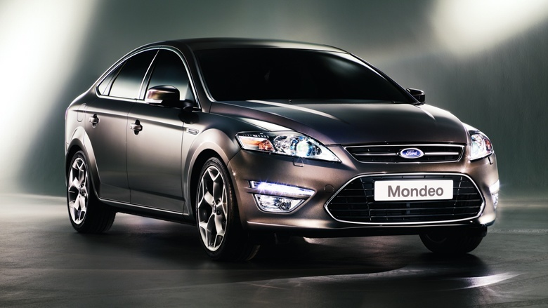 Ford Mondeo #5