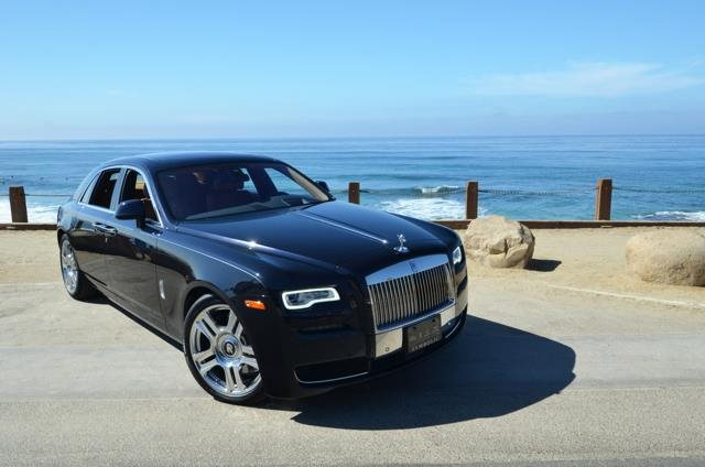 2015 Rolls royce Ghost Series Ii #12