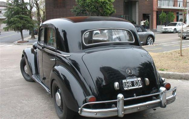 Mercedes benz 170s photos informations articles for Mercedes benz 170 ds for sale