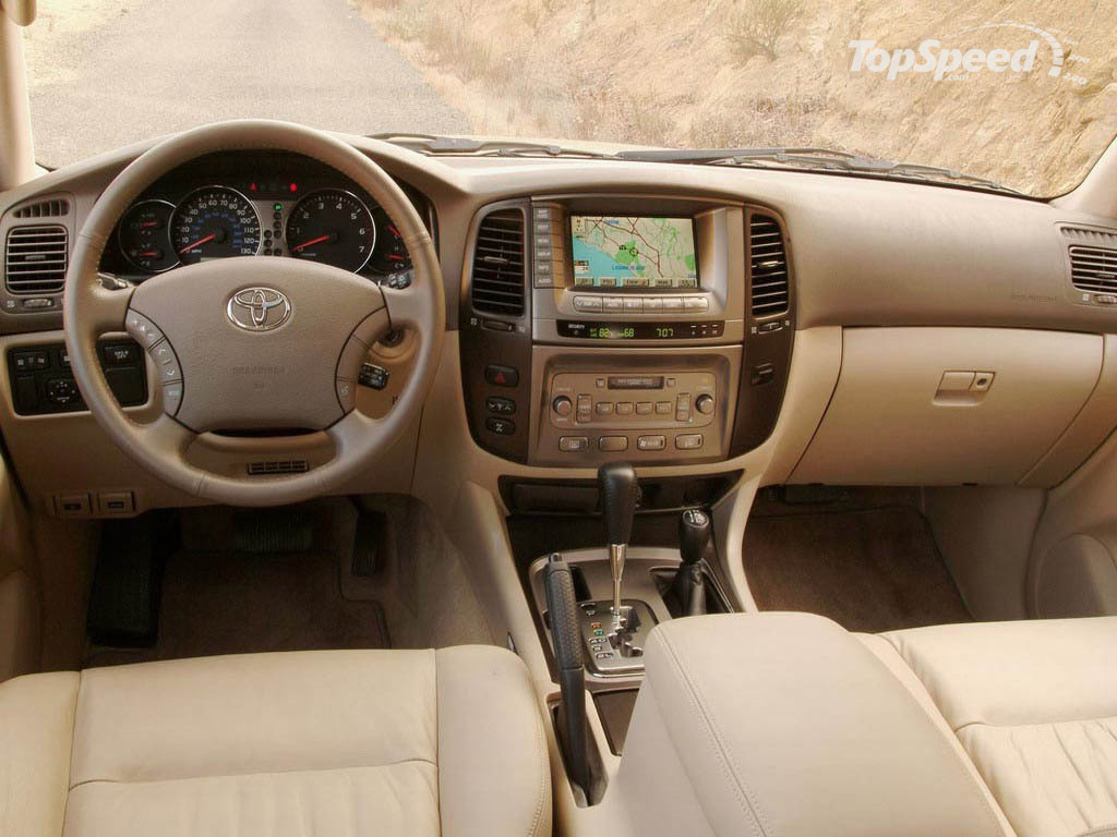 2006 Toyota Land Cruiser #12