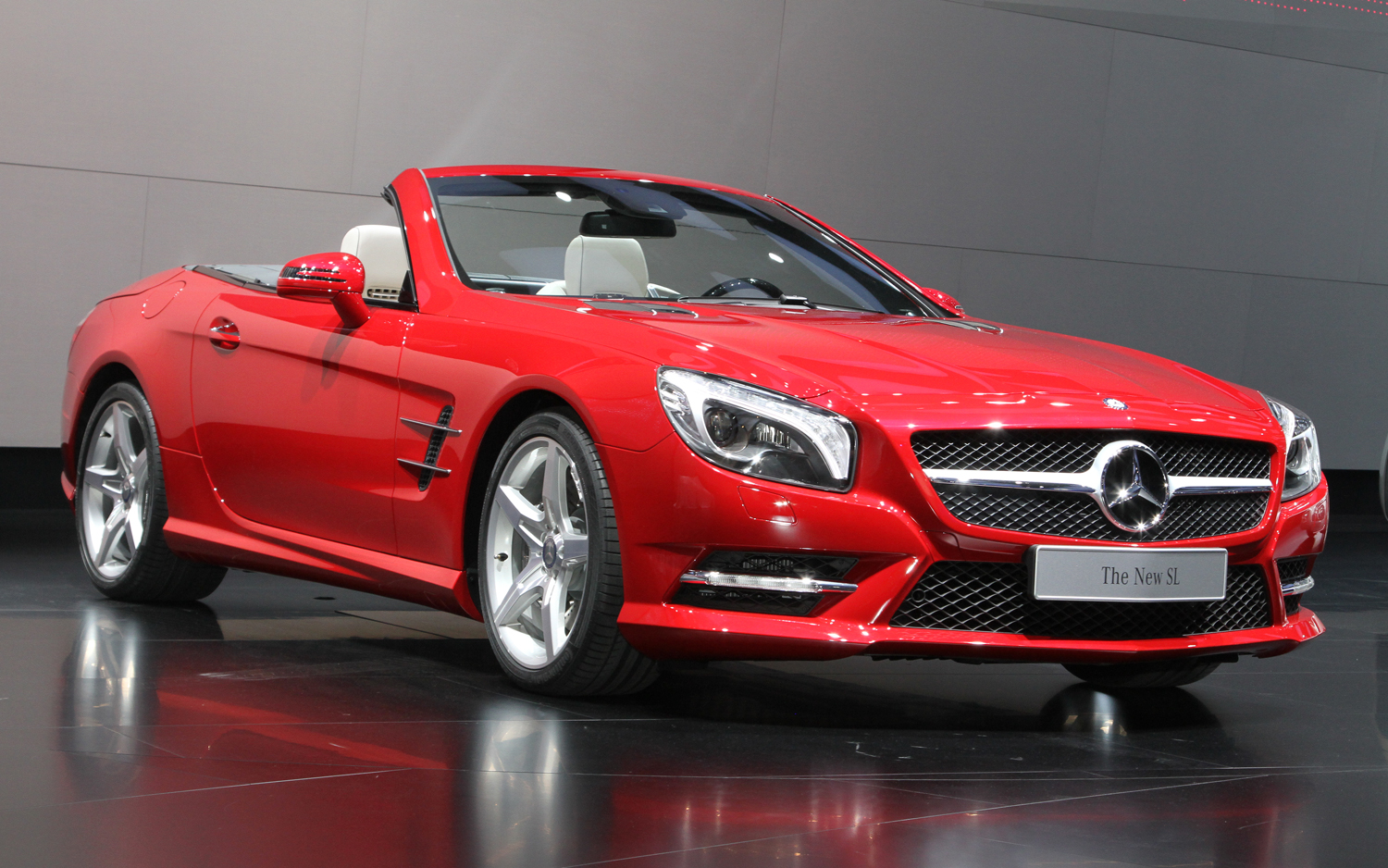 2013 Mercedes-Benz SL #18
