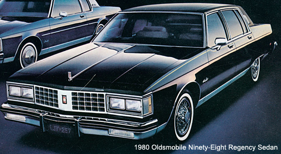 Oldsmobile Regency #11
