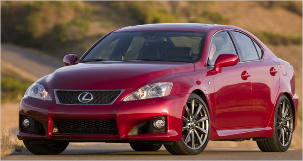 2009 Lexus Is F #17