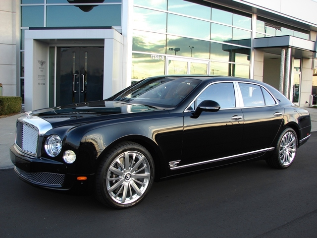2013 Bentley Mulsane #4