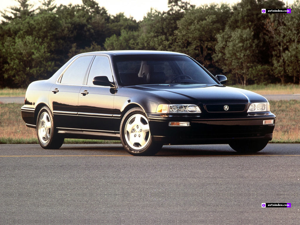 1994 Honda Legend #2