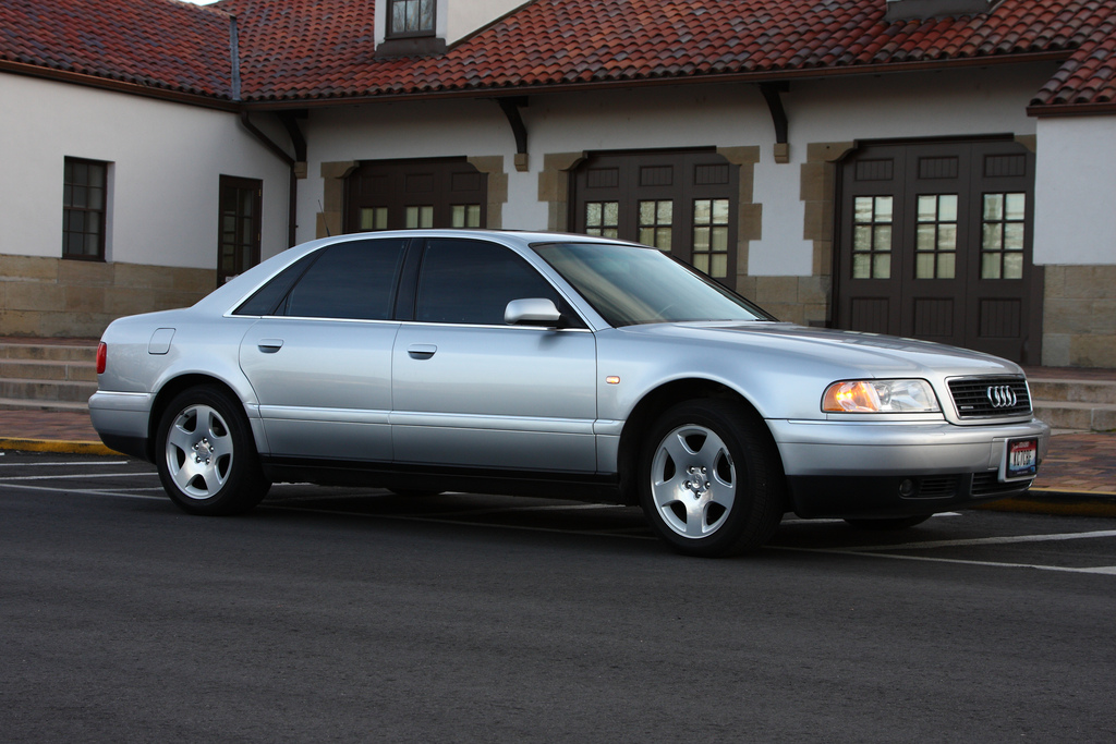 2000 Audi A8 Photos Informations Articles Bestcarmag Com