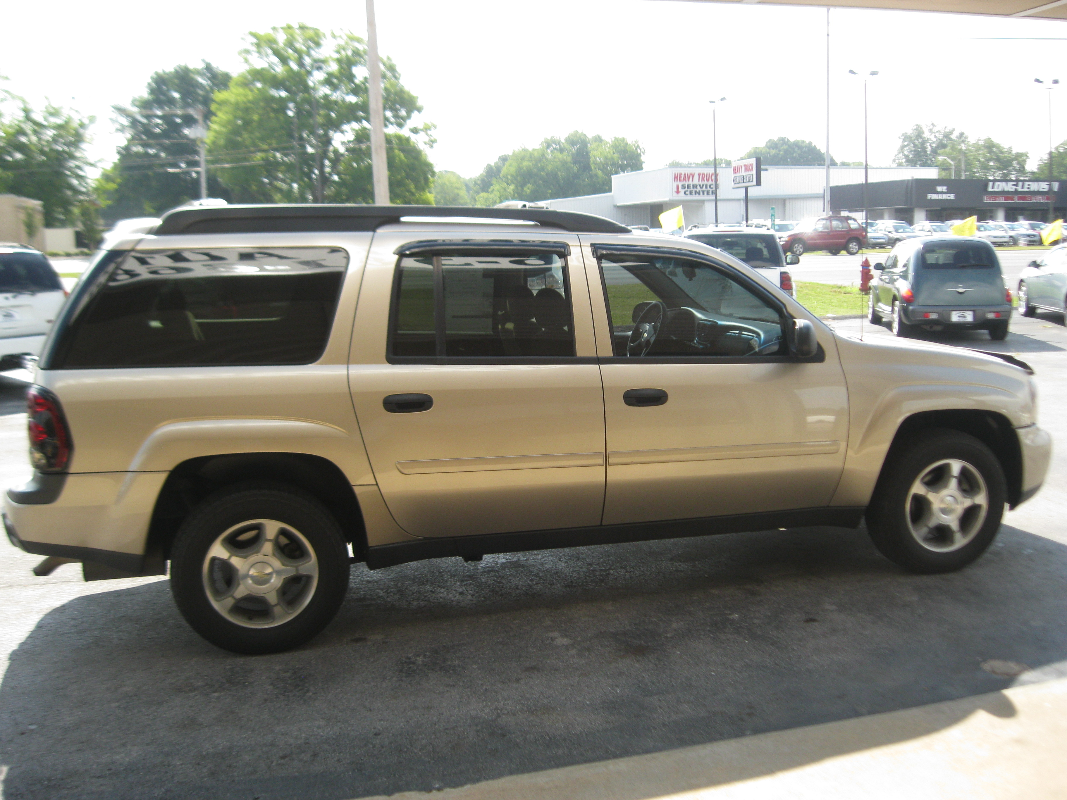 2006 Chevrolet Trailblazer #8