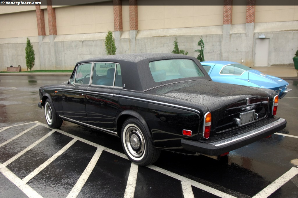 1976 Rolls royce Silver Shadow #7