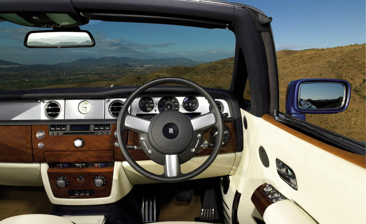 2008 Rolls royce Phantom Drophead Coupe #6