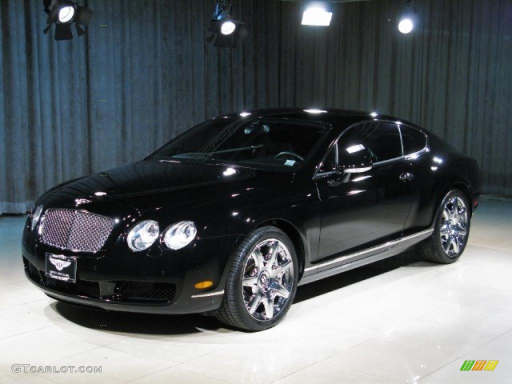 2006 Bentley Continental Gt #13
