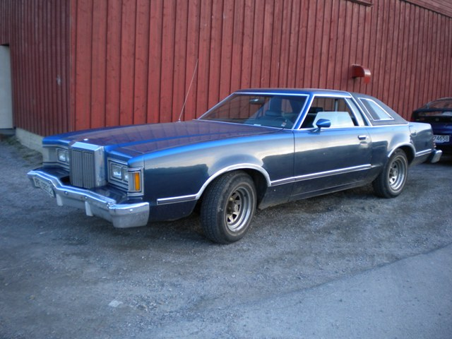 1978 Ford Cougar #6