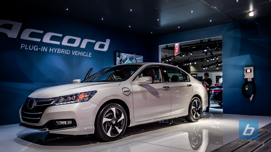 Honda Accord Plug-in Hybrid #11