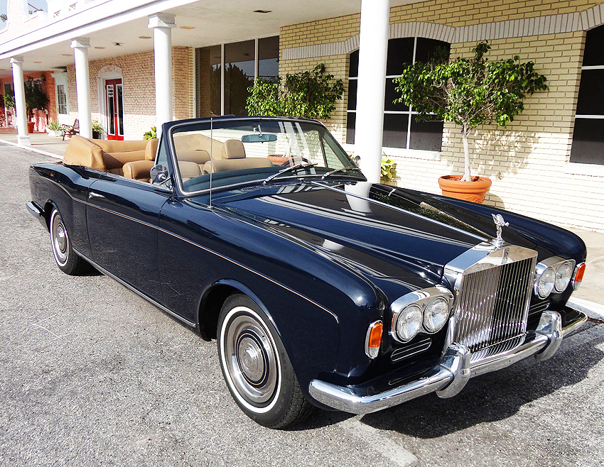1967 Rolls royce Silver Shadow #11