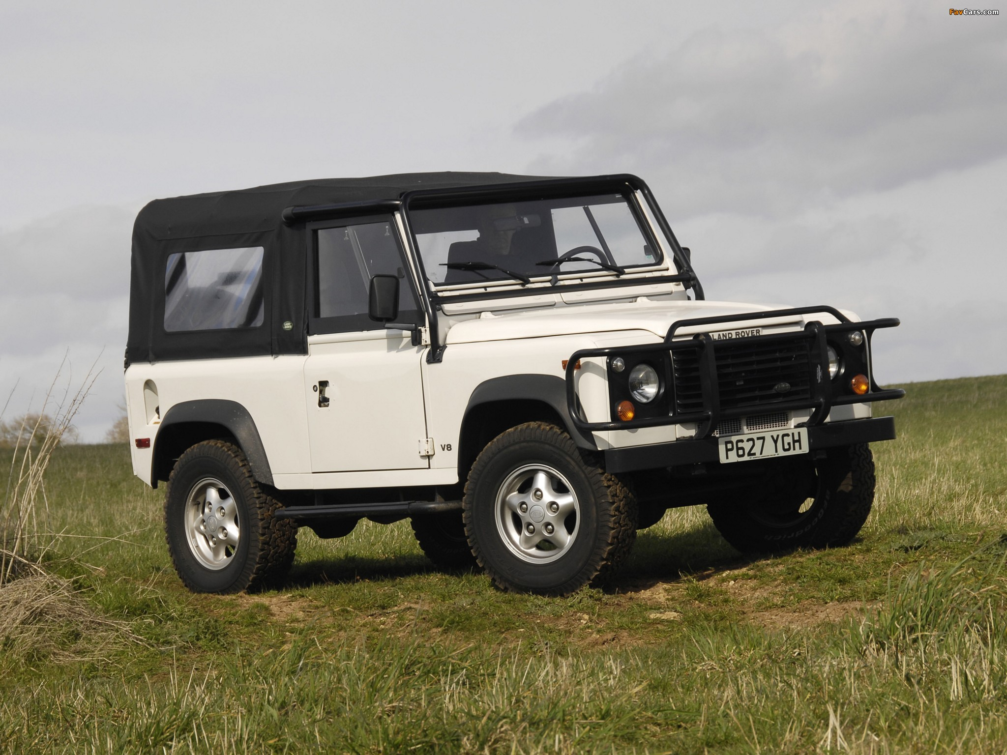 1993 Land Rover Defender #19