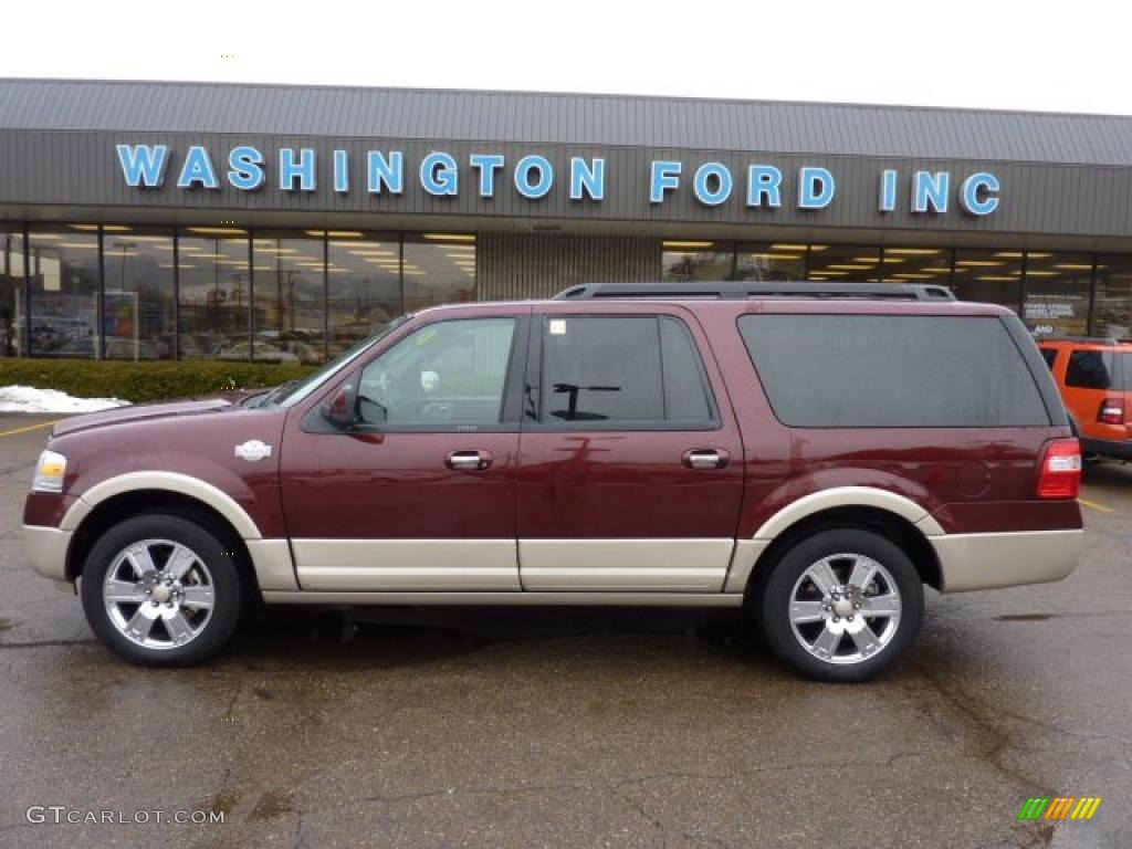 2009 Ford Expedition El #5