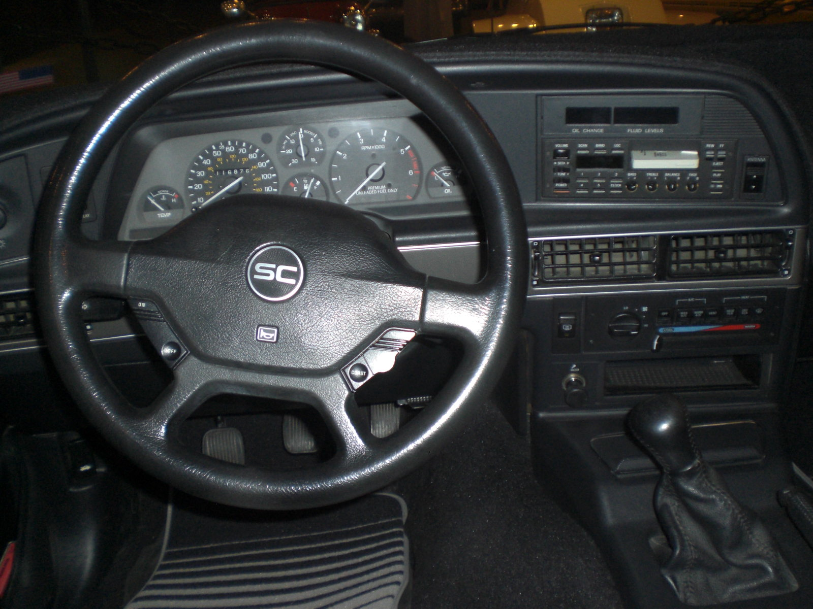 1990 Ford Thunderbird #14